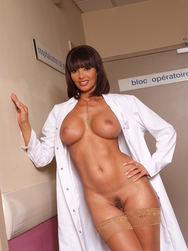 Doctor female nude sex